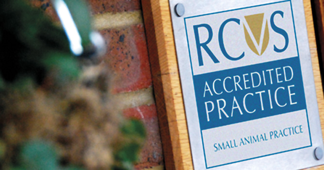 RCVS Accredited Vets Practice Stourbridge