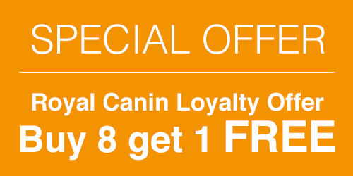 Royal Canin Loyalty Special Offer